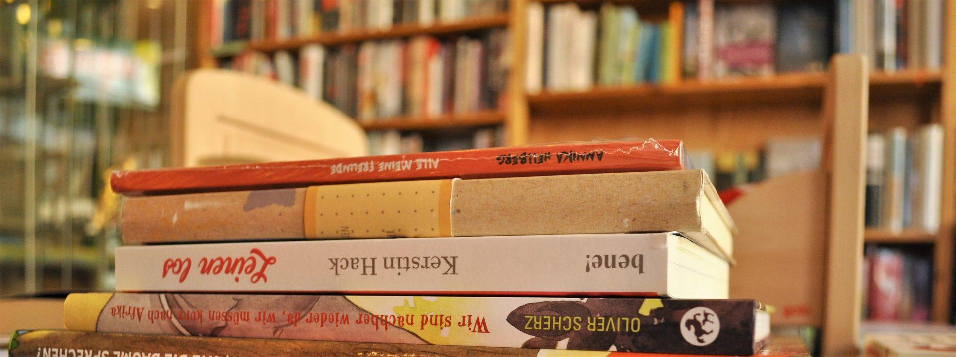 5 Bücher bei Dirk – la rentrée