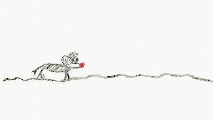 Die kleine Buppi Maus