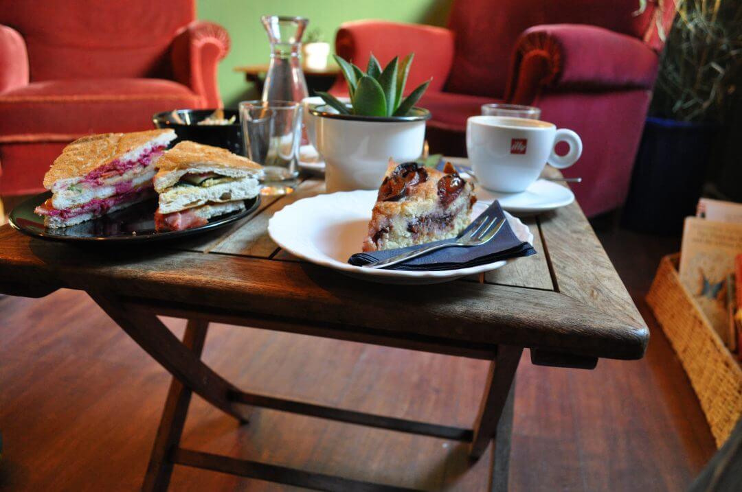 Das Café mit dem Smiley