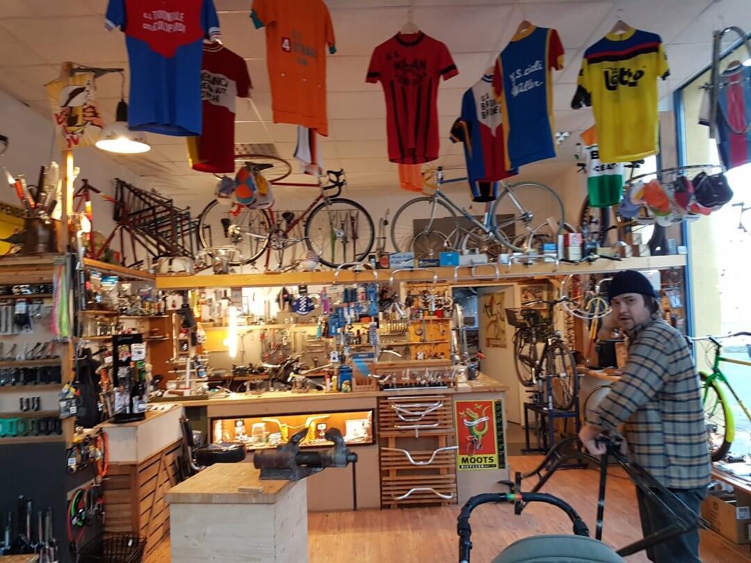 Mehr als ein Fahrradladen