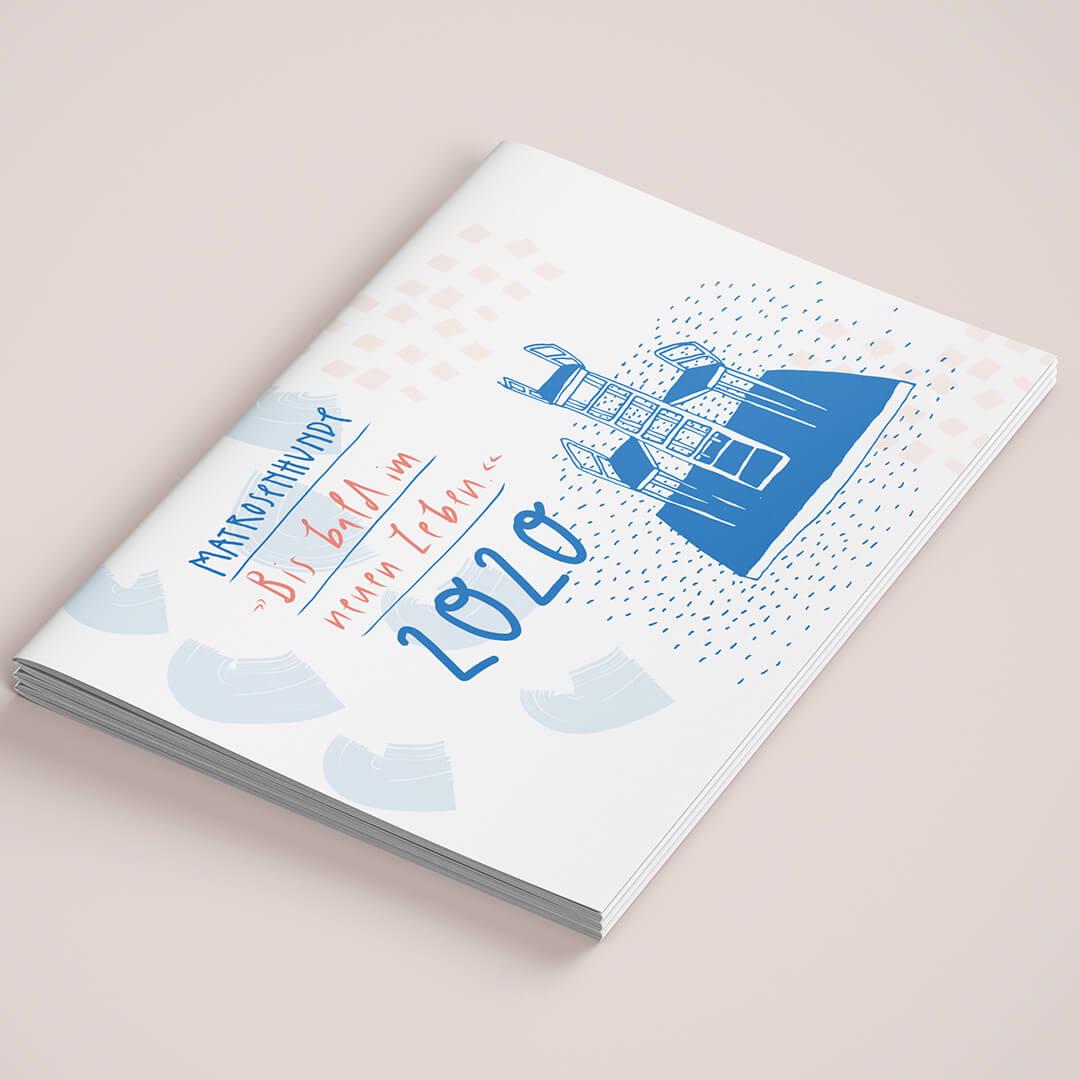 Der Matrosenhunde-Jahreskalender 2020