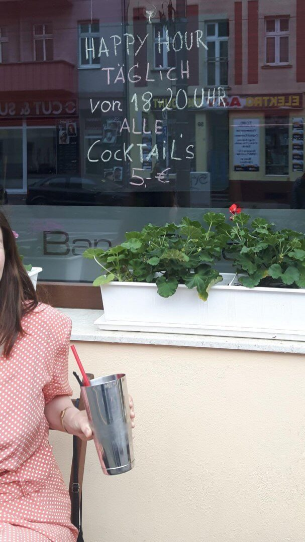 Bar Edison – sehr gute Cocktails in Schöneweide